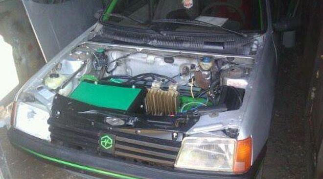 Matovic izazovi - elektricni automobil
